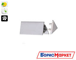 Заглушка для декоративной планки Ravak 10 мм белый