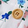 Комплект для девочки 2 в 1 Цветы Jumping Beans, фото 3
