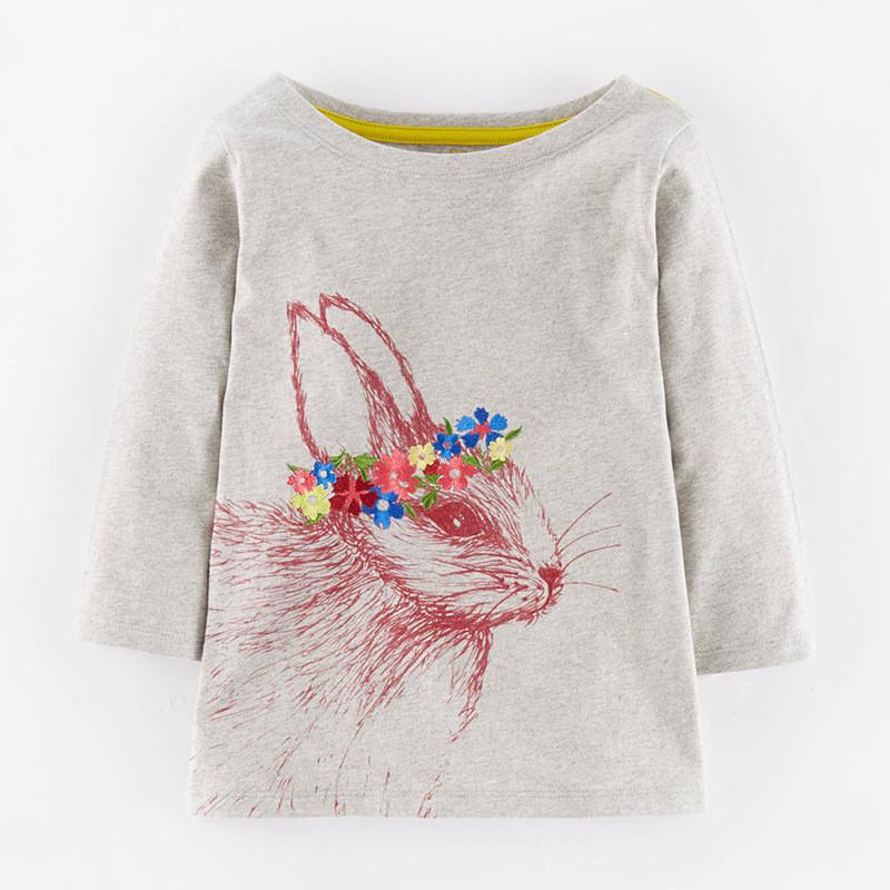 Кофта для девочки Кролик Little Maven