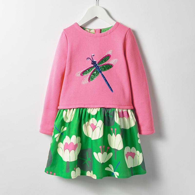 Платье для девочки Стрекоза Little Maven