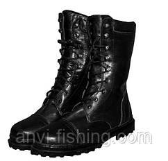 Берцы зимние на шнурках - натуральная кожа Размер 41 (265 мм)