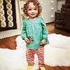 Комплект 2 в 1 для девочки Птичка Little Maven, фото 2