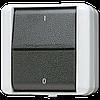Выключатель одноклавишный 16 AX / 400 В ~ 803W