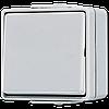 Выключатель одноклавишный 10 AX / 250 B ~ 606W