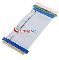 Райзер PCI 1U-2U шлейф-удлинитель для PCI-устройств, фото 1
