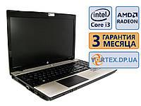 Ноутбук HP Probook 4520s 15.6 (1366x768) / Intel Core i3-370M (2x2.4GHz) / Radeon HD 5470 / RAM 4Gb / HDD 500Gb / АКБ 1.5 ч. / Сост. 9/10 БУ
