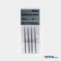 Surgical Burs №2 28 mm(4 шт)