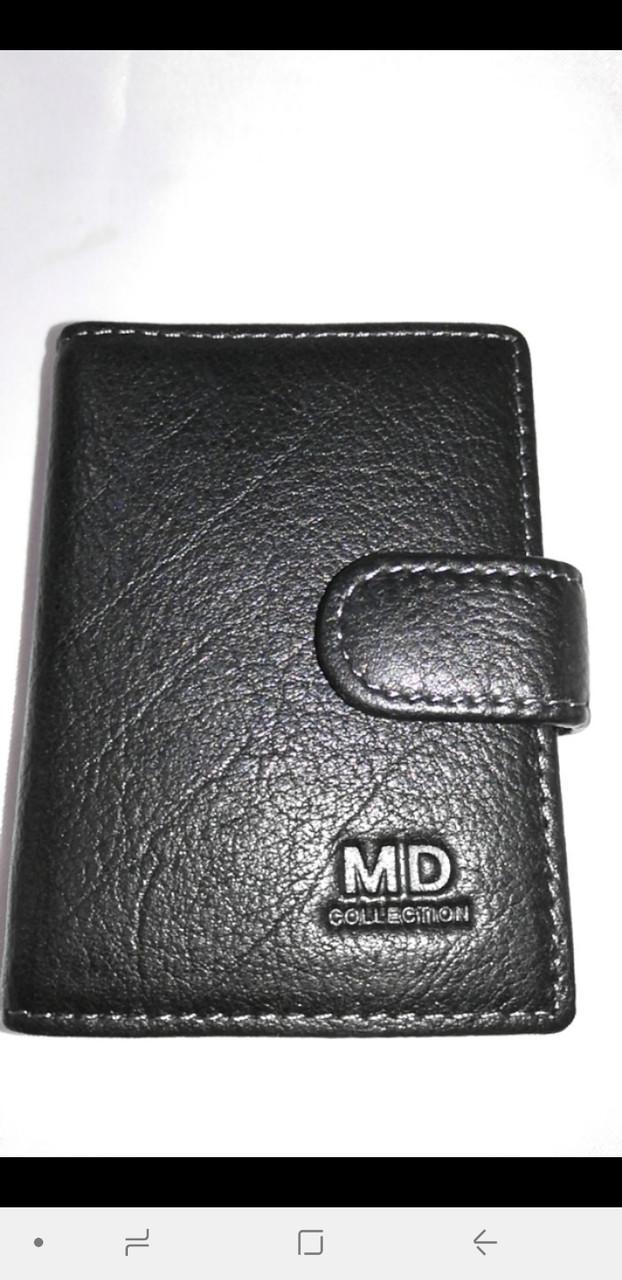 Портмоне мужское для документов нового образца ( кожа)
