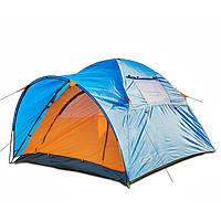 Палатка 3-х местная Coleman 1014