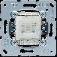 Самовозвратный выключатель 10 A / 250 В ~ 502TU