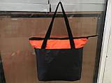 Сумки УНИВЕРСАЛЬНЫЕ для фитнеса Puma (черный+оранж)33*43, фото 3
