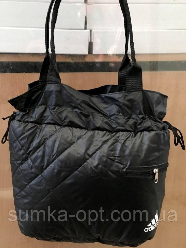 Сумки УНИВЕРСАЛЬНЫЕ для фитнеса Adidas (черный)32*35