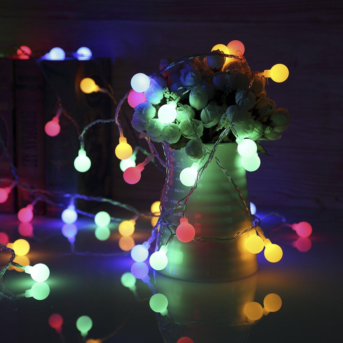 Светильники светодиодные струнные водонепроницаемые  GREEMPIRE 40 штук