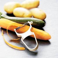 Нож для чистки картофеля и томатов RAPID белый Victorinox (7.6070.7)