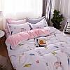 Комплект постельного белья Зайчонок (двуспальный-евро) Berni, фото 2