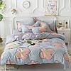 Комплект постельного белья Большие цветы (двуспальный-евро) Berni, фото 8