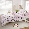 Комплект постельного белья Кошка (двуспальный-евро) Berni, фото 6