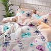 Комплект постельного белья Цветы (полуторный) Berni, фото 8