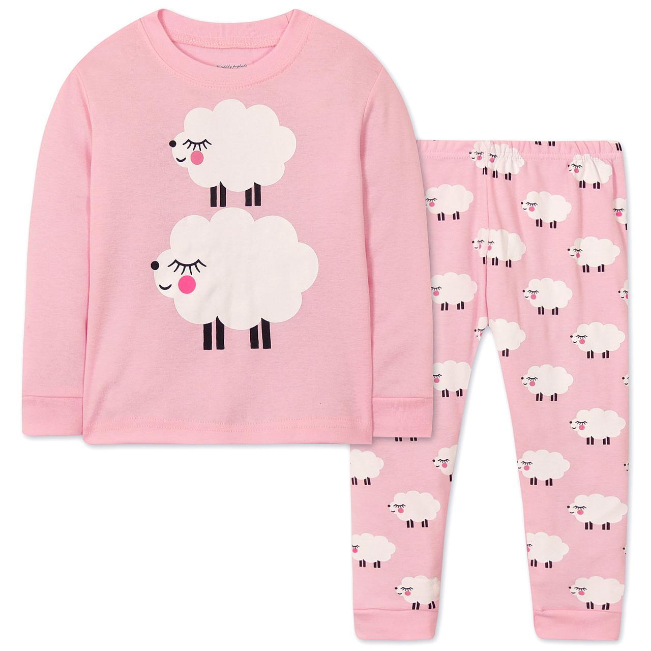 Пижама Овечки Wibbly pigbaby