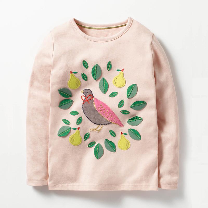 Кофта для девочки Птичка Jumping Beans