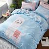 Комплект постельного белья Лама (двуспальный-евро) Berni, фото 4