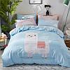 Комплект постельного белья Лама (двуспальный-евро) Berni, фото 6