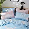 Комплект постельного белья Лама (двуспальный-евро) Berni, фото 9