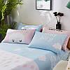 Комплект постельного белья Лама (двуспальный-евро) Berni, фото 10