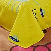 Комплект постельного белья Пришелец (полуторный) Berni, фото 2