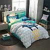 Комплект постельного белья Хороший день (двуспальный-евро) Berni, фото 6