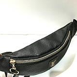 Брендовые сумки на пояс Gucci (красный)13*36см, фото 9