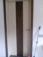 Двери щитовые фанерные