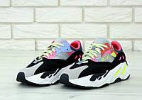 Женские кроссовки  Adidas Yeezy 700, Реплика, фото 1