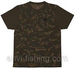Футболка Fox Chunk Camo Dark Khaki Edition T-shirt