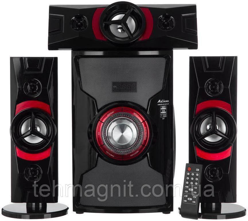 Акустическая система Kronos 3.1 USBFM-DC3307-DT 3.1 (USB/Karaoke/Bluetooth/FM-радио)