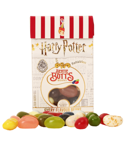 Конфеты Гарри Поттер Jelly Belly Harry Potter 🧙 Bertie Botts Beans 34г