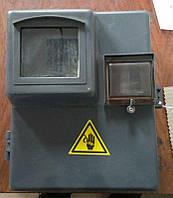 Щиток под счетчик 1 фазный  КДЕ-1IP54