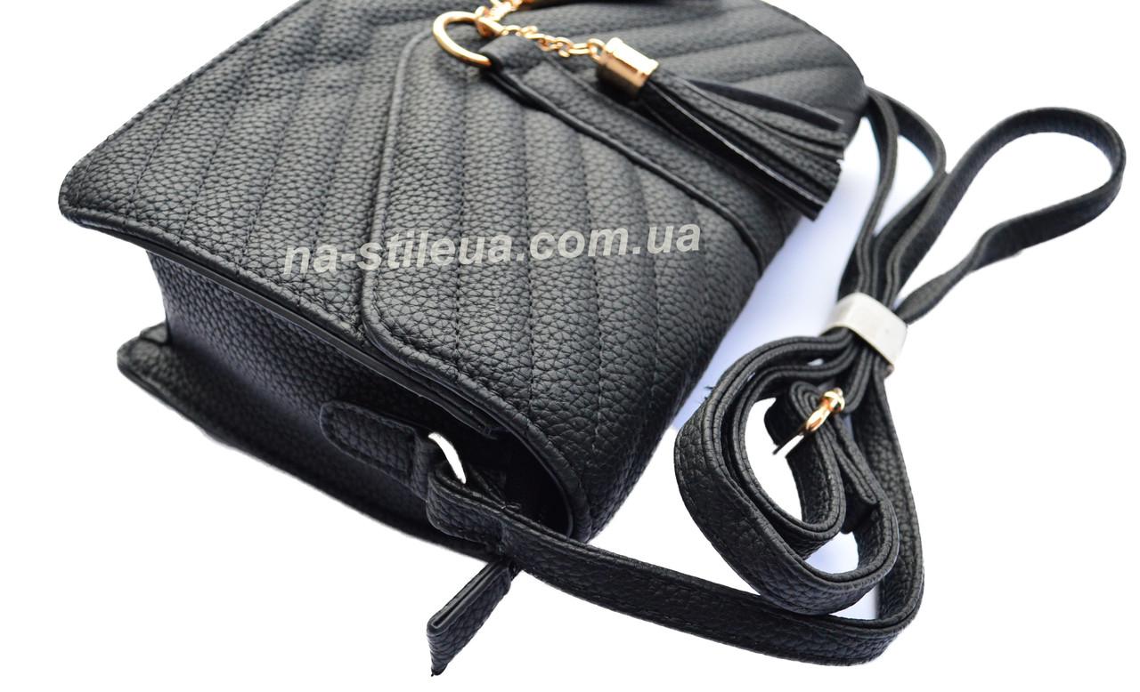576b2d2a77e5 ... Женский кожаный клатч мини сумка кошелек шкіряна через плечо lOVE, ...