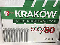 Радиатор алюминиевый Krakow 500-80