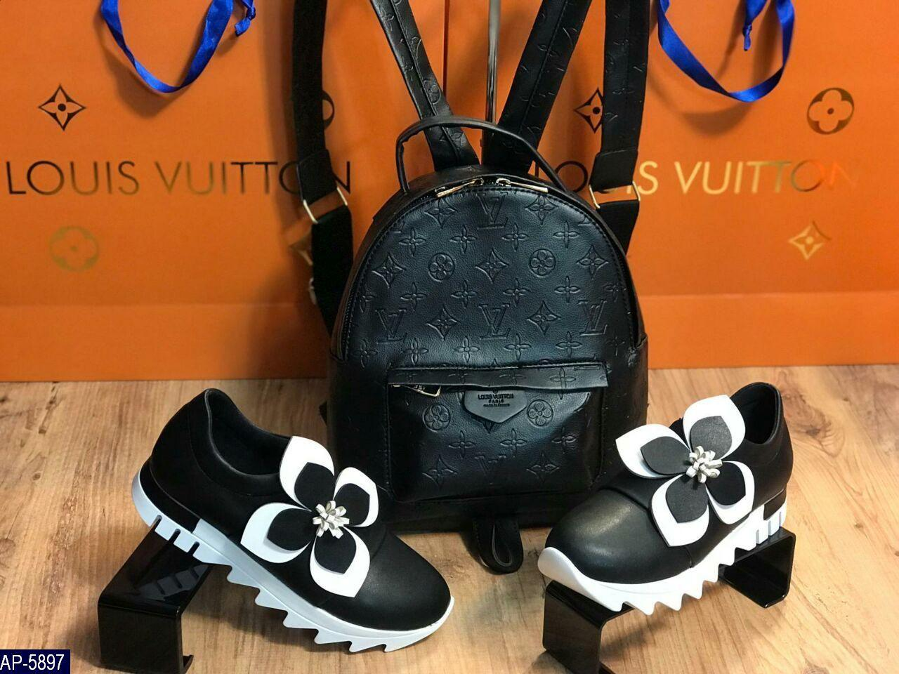 Обувь женская Слипы Louis Vuitton Турция, высокое качество, износостойкая подошва. Под заказ 5-10 дней
