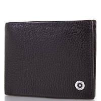 Кожаный мужской кошелек с зажимом для купюр KARYA (КАРИЯ) SHI0945-2FL