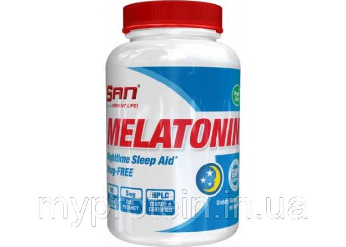 SANАктивное долголетиеMelatonin 5 mg90 caps