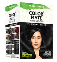 Краска для волос цвет Черный (9.1)  15 гр., COLOR MATE Hair Color