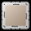 Крышка без отверстий (фиксация защёлкиванием) A594-0AL A594-0CH