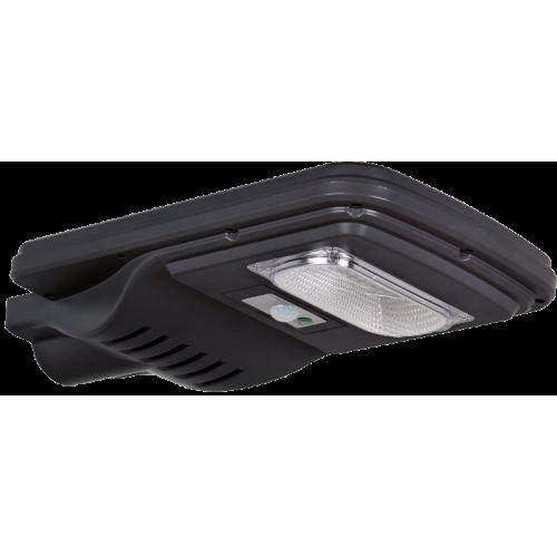 Вуличний консольний LED світильник 30W на сонячній батареї 6000K 1680lm IP66