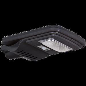 Уличный консольный LED светильник 30W на солнечной батарее 6000K 1680lm IP66