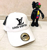 Кепка Louis Vuitton D6046 белая