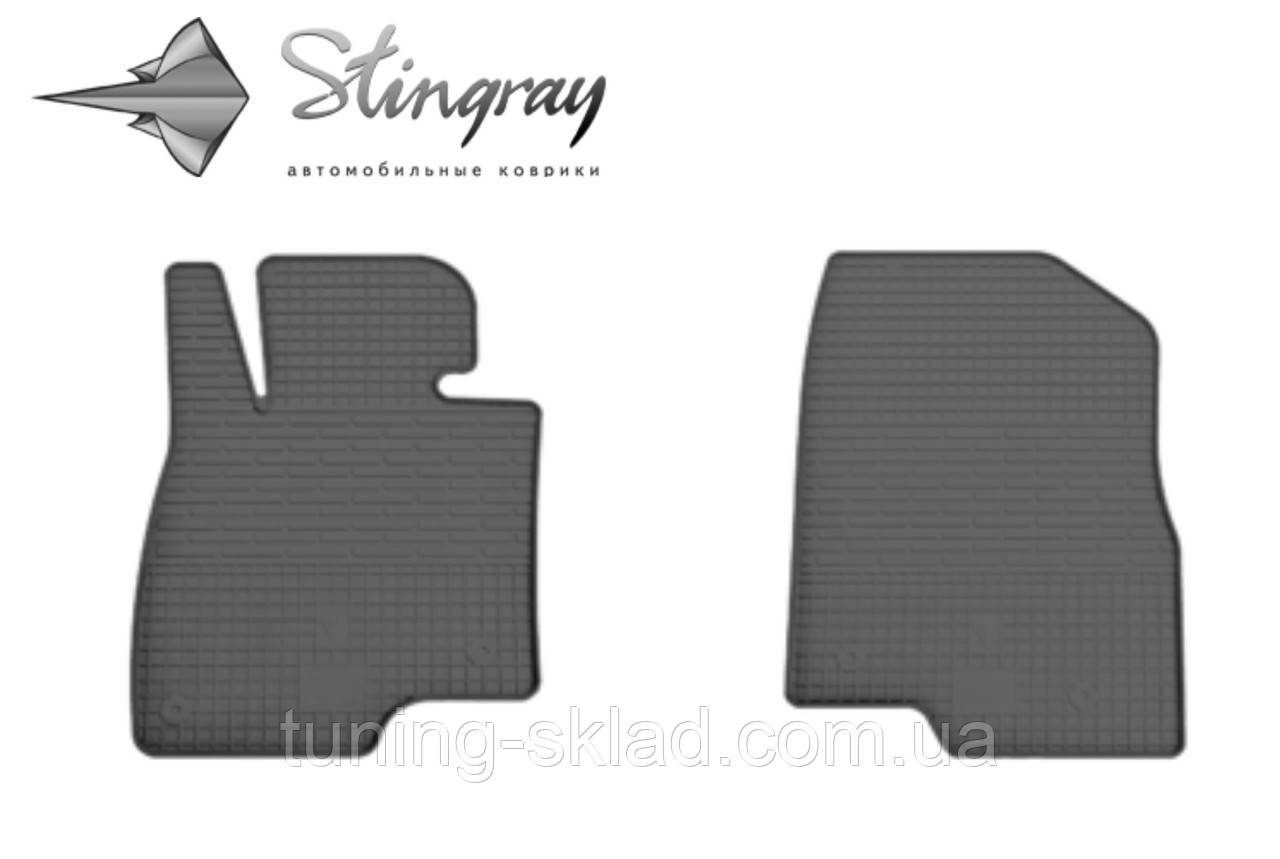 Передние коврики в салон  Mazda 6 2013- (Мазда 6) количество 2 штуки