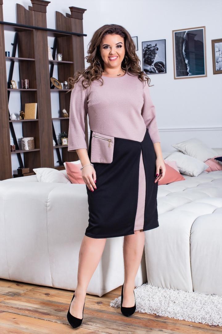 Платье женское 504лл батал