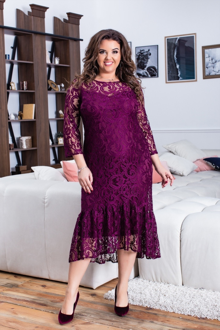 Платье женское 500лл батал